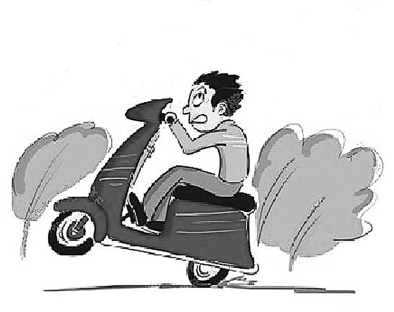 期间医院还停止了对他的治疗,杨勇便骑着电动车出医院打算筹钱,然而图片