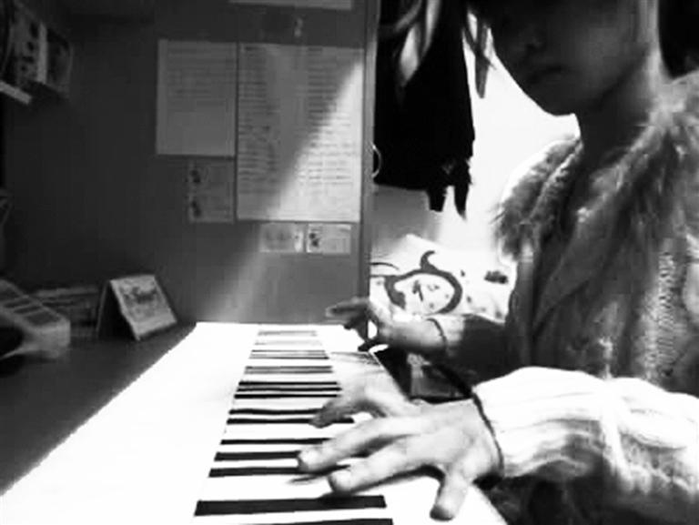 cad钢琴培训班平面图